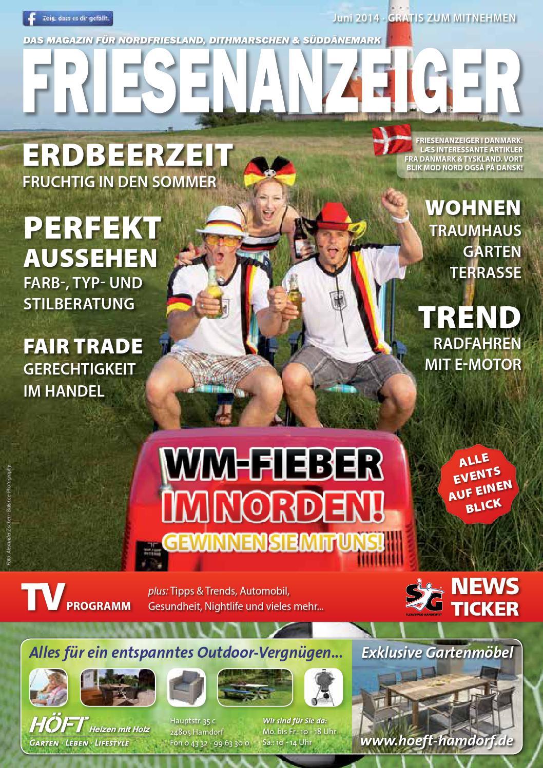 Friesenanzeiger Juni 2015 by new media works - issuu