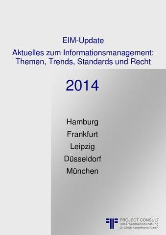 EIM-Update 2014 Handout by Ulrich Kampffmeyer - issuu
