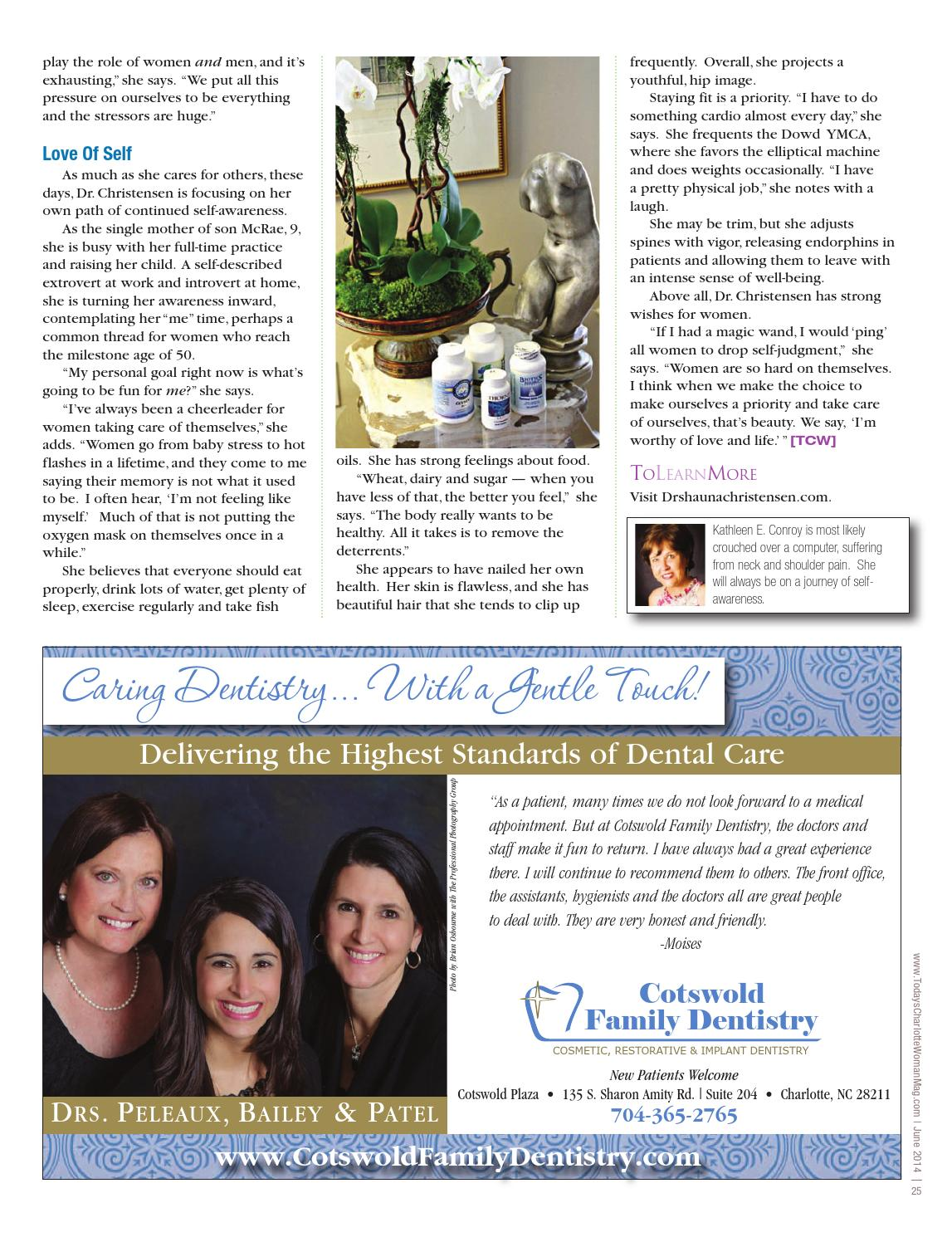 Today's Charlotte Woman by Sharon Simpson - issuu
