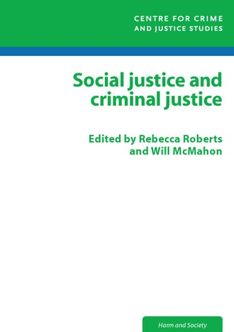Abk091 social justice and criminal justice rebecca roberts will page 1 fandeluxe Gallery