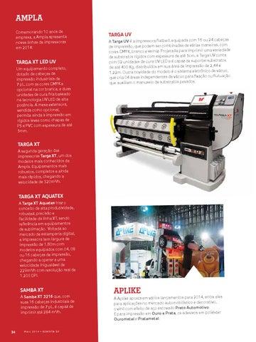 0f3b84dfa640a Revista GF+G - Ed.91 - Maio by Revista Grandes Formatos - issuu