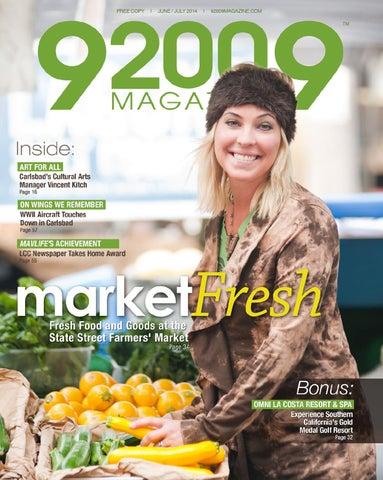 92009 Magazine - June/July 2014