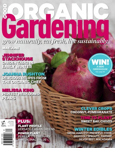 Good organic gardening 51 may june by good organic gardening issuu page 1 fandeluxe Images