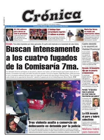 d3cb48f5f83c 5330b627bdf193282167c70e3facd19c by Diario Crónica - issuu