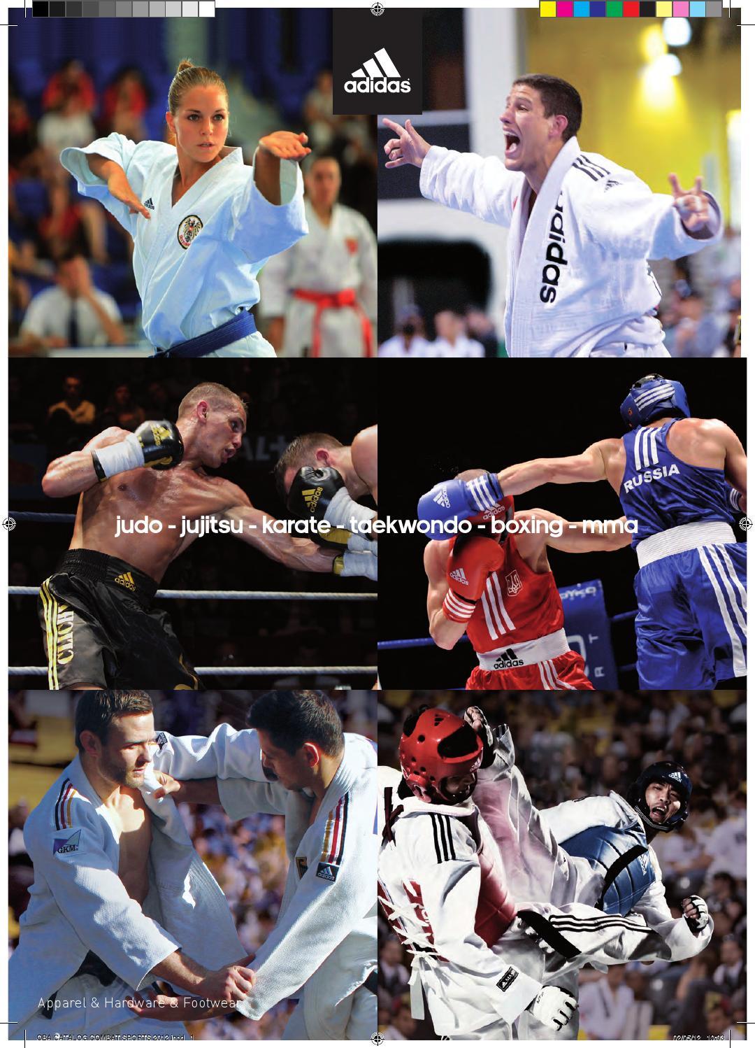 8d777d1b487b4 adidas combat sports by Sports For All - adidas combat sports - issuu