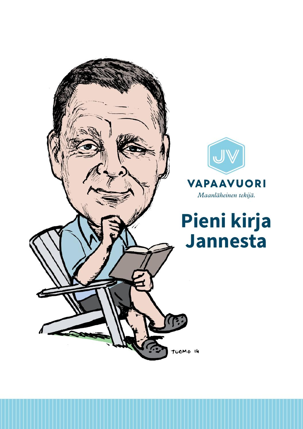 Pieni kirja Jannesta by Vapaavuori  issuu