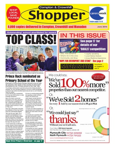 The Plymouth Shopper June 2014