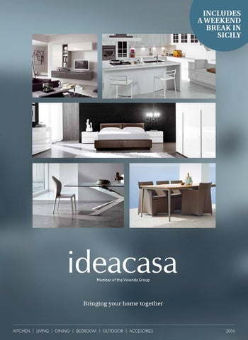 Ideacasa may tabloid 2014 by vivendo group issuu for Ideacasa doors