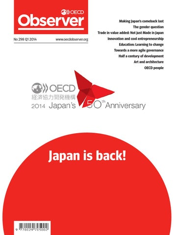 Oecd Observer No 298 Q1 2014 By Oecd Issuu