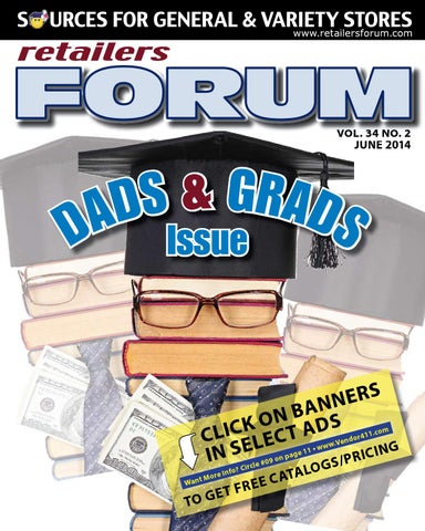 a935475cb19e6 Retailers Forum Magazine April 2019 by Martin Stevens - issuu
