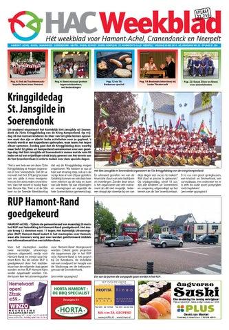 Gerard Joling Zitzak.Hac Weekblad Week 22 2014