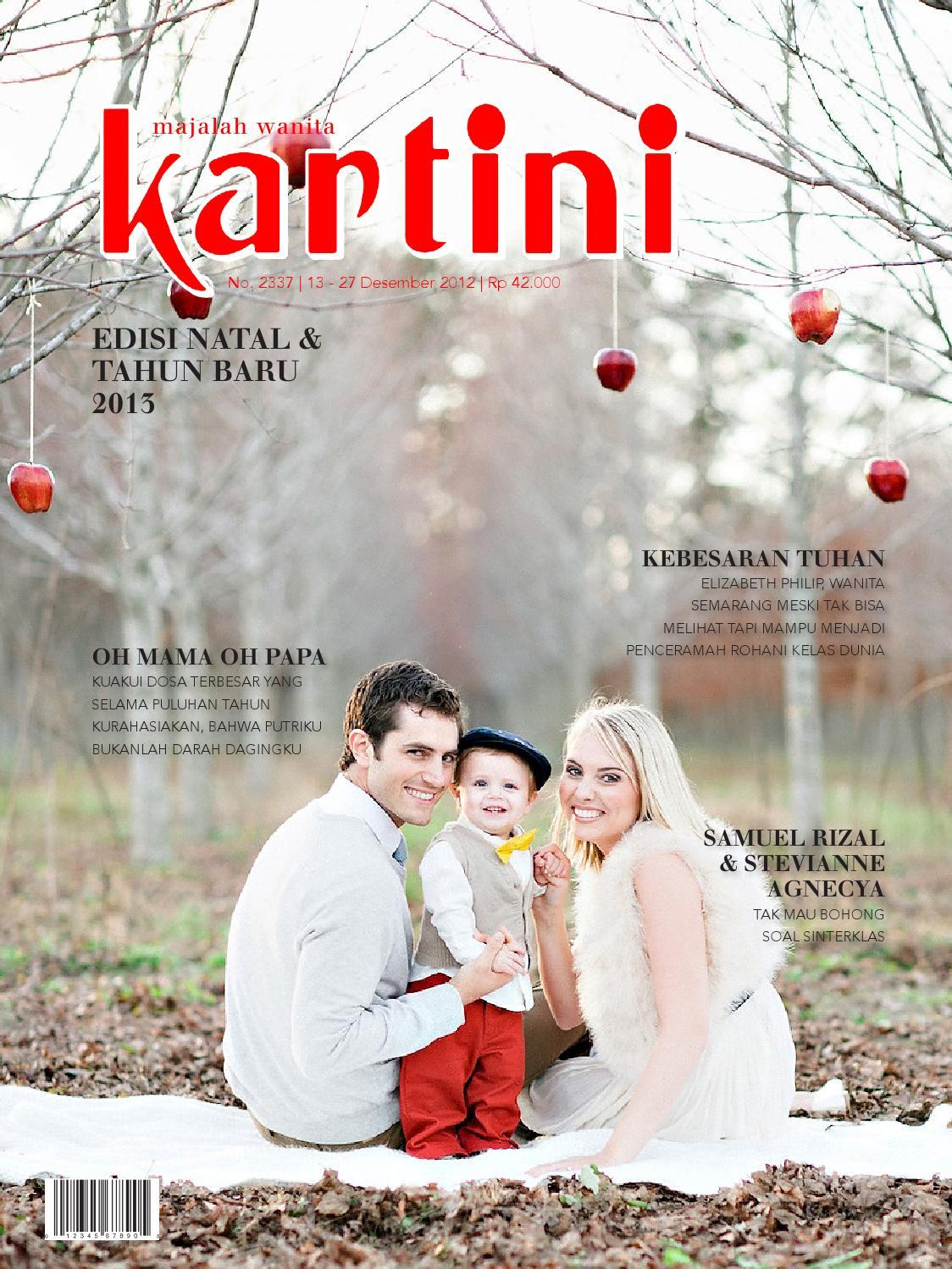 Kartini Magazine By Jesslyn Ariesta Johan Issuu