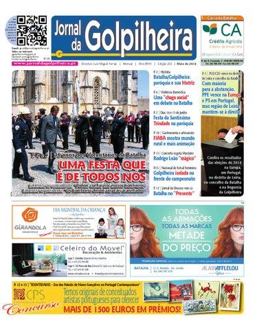 21ad0291a 2405 Jornal da Golpilheira Maio 2014 by Jornal da Golpilheira - issuu