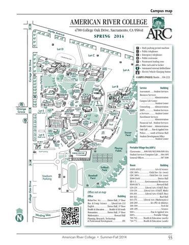 American River College Summer Fall 2014 Enrollment Basics By