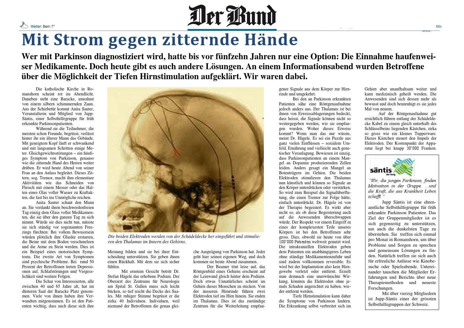 Journalismusprojekt M2016c Gymnasium Kirchenfeld Abteilung MN by ...
