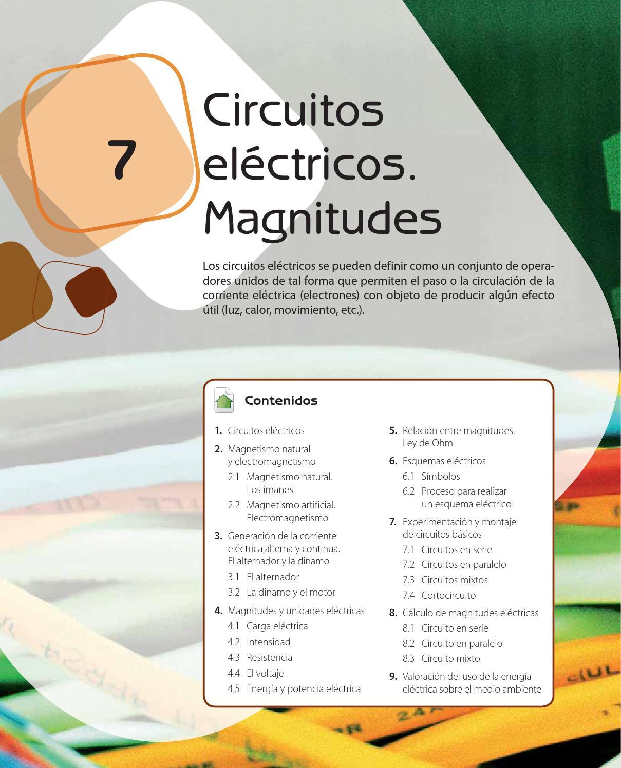 Circuito Hidraulico Mixto : Modulo de electricidad 2 by fafimego issuu