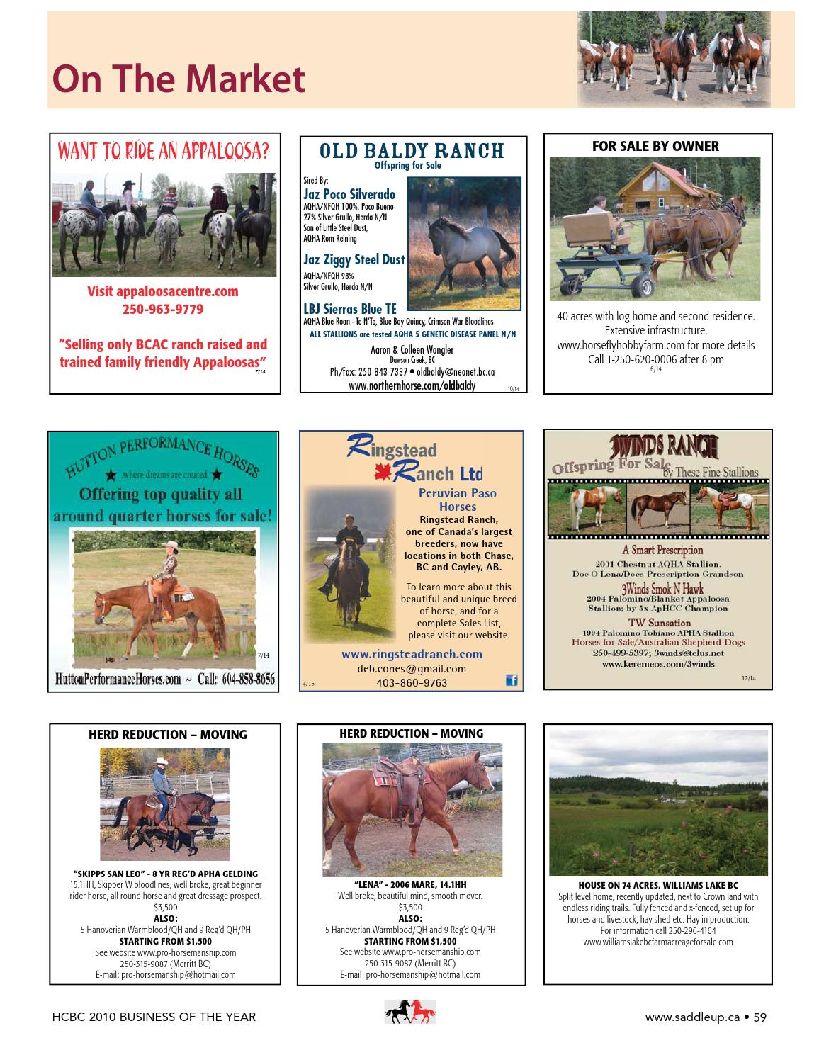 Saddle up June 14 by Saddle Up magazine - issuu 9270a32f69