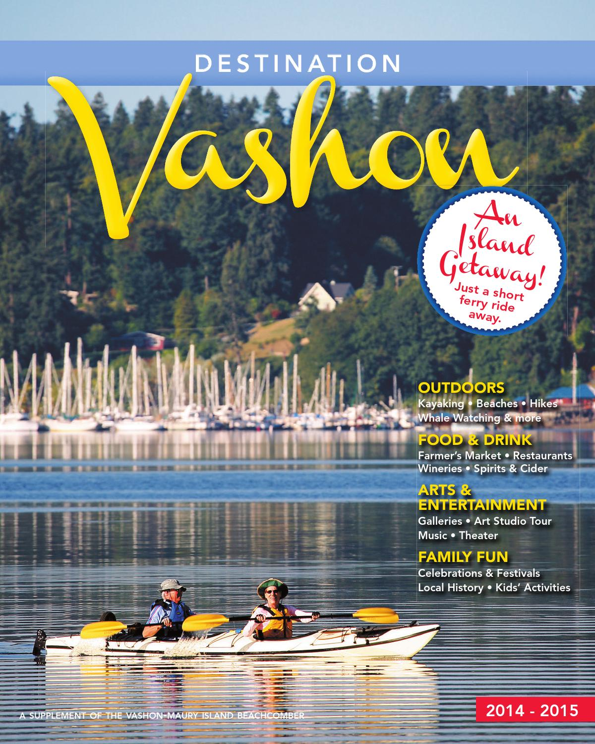 Destination guides destination vashon 2014 2015 by sound destination guides destination vashon 2014 2015 by sound publishing issuu nvjuhfo Choice Image