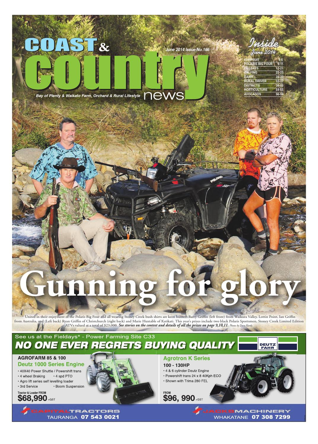 Coast Country News June 2014 By Sunlive Issuu Manual Cableado Electrico Minimoto Chopper 49