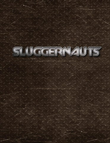 Sluggernauts Summer Lookbook 2018