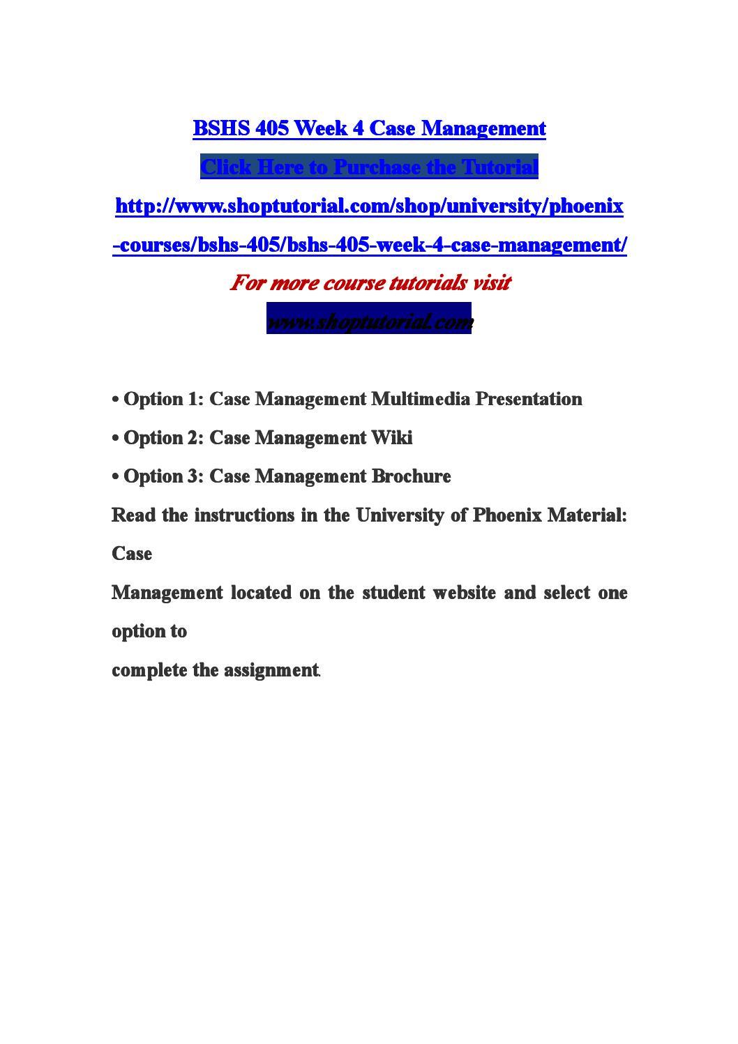 3 Unique Case Management Models