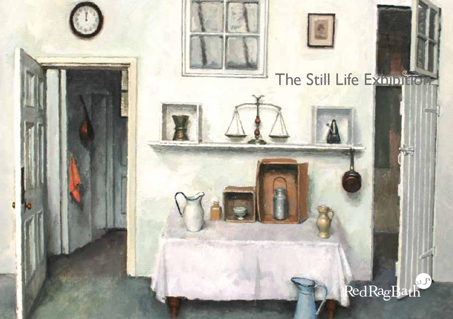 The Still Life Exhibition By Red Rag Gallery Issuu