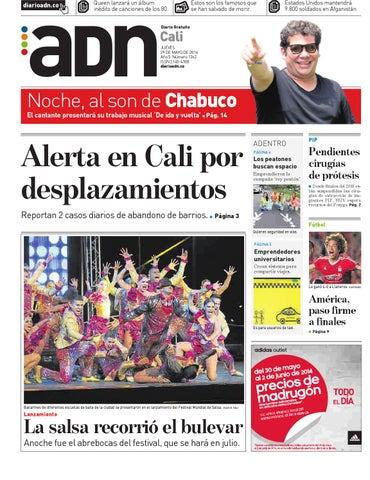 29 de mayo Cali by Diario ADN - issuu