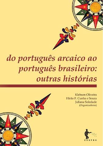 fb979de2d23 Do portugues arcaico ao portugues brasileiro  outras histórias by ...