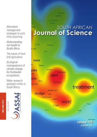 South african journal of science volume 110 issue 56 by south page 1 fandeluxe Choice Image