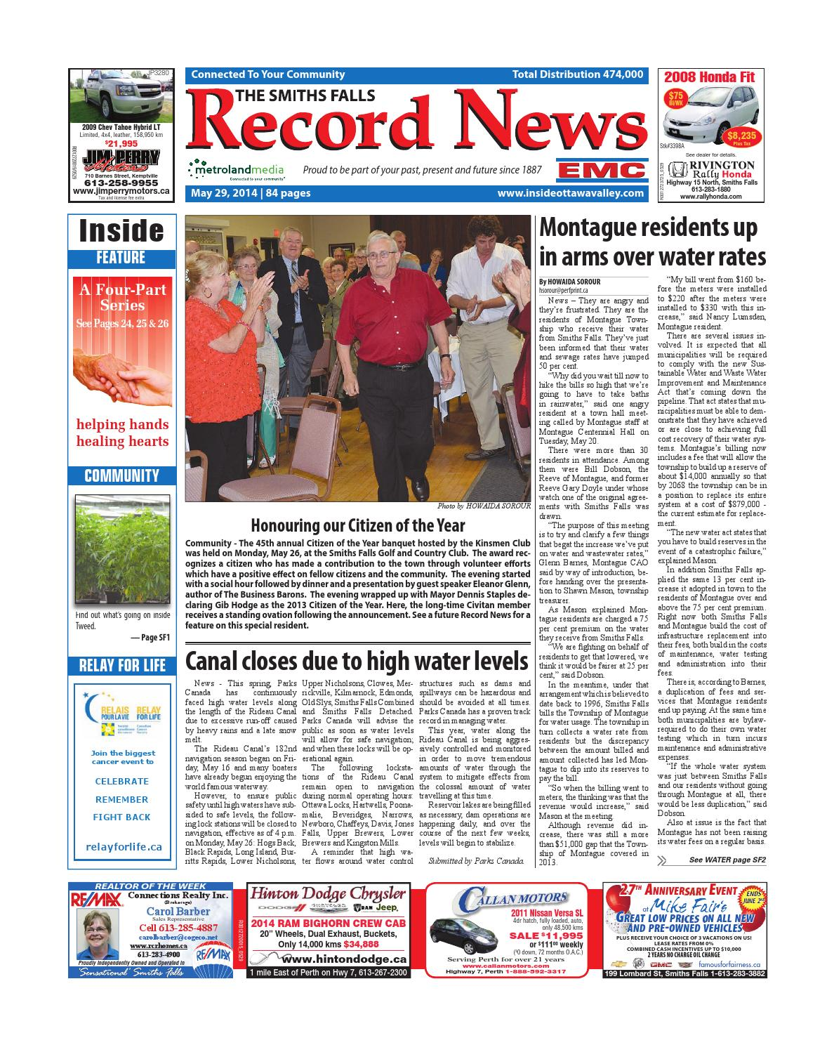 02b63d4f5e661 Smithsfalls052914 by Metroland East - Smiths Falls Record News - issuu