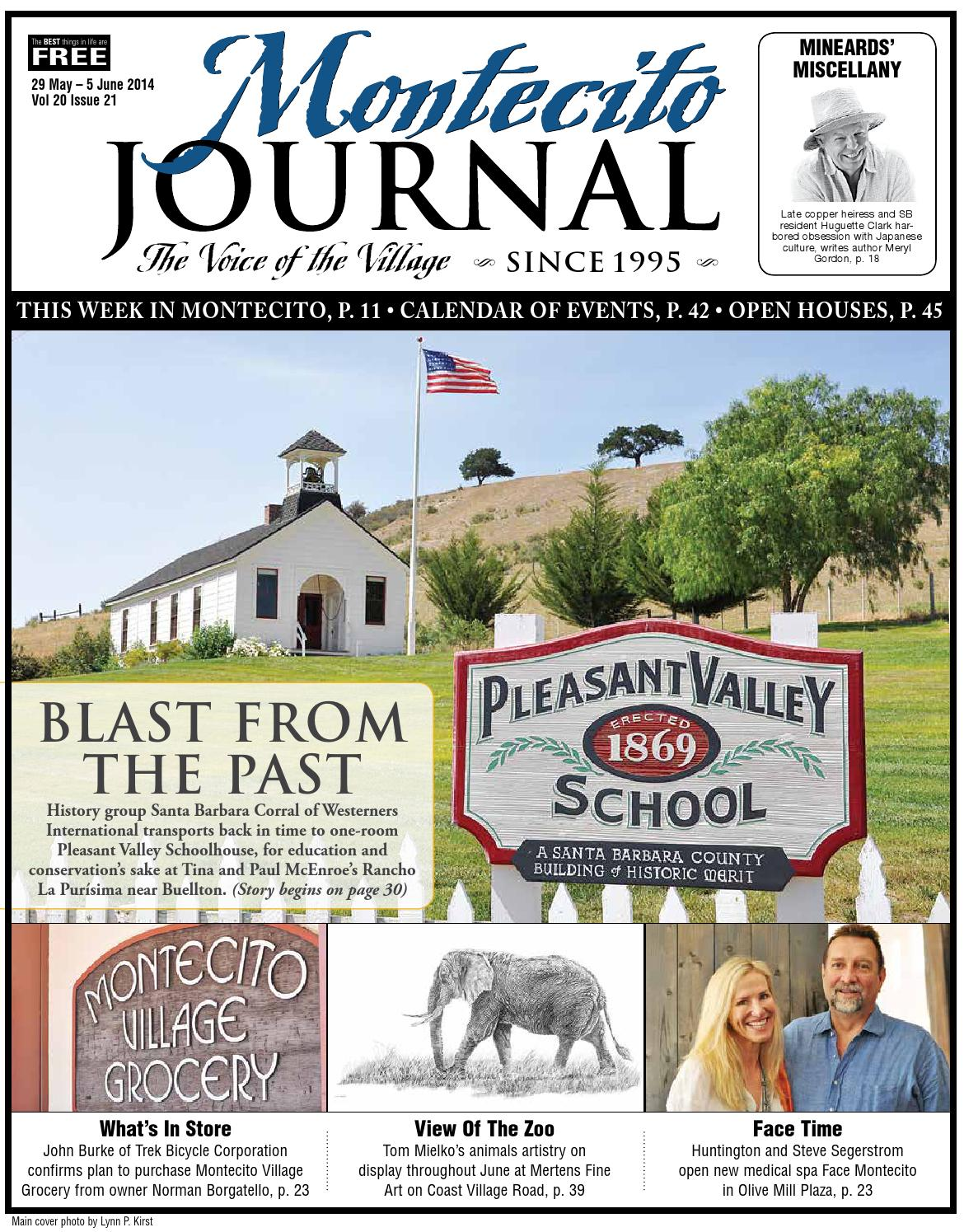 Blast From The Past By Montecito Journal Issuu Exploded Lighting Diagrams Prudential Industrial