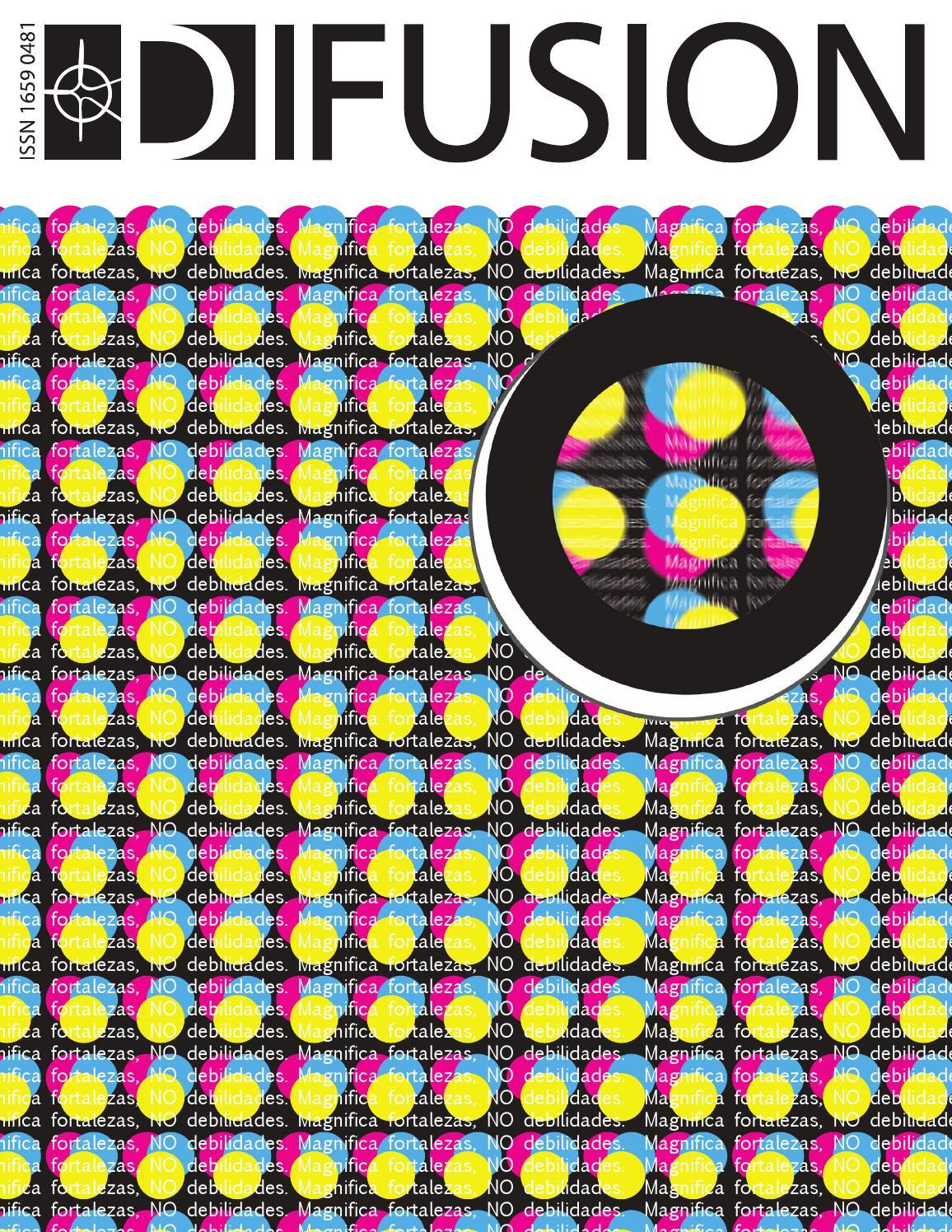 Revista Difusion By Maria Christina Connell Burke Issuu
