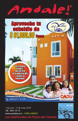 2e720c38a Andale 234 by Andale Revista - issuu