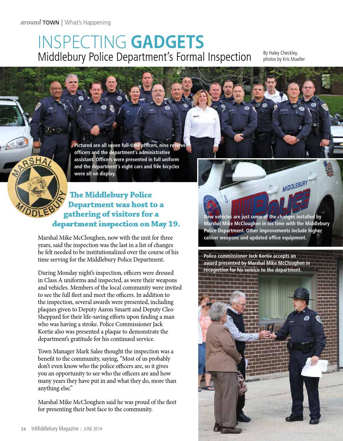 iMiddlebury Magazine June 2014 by inMiddlebury Magazine - issuu
