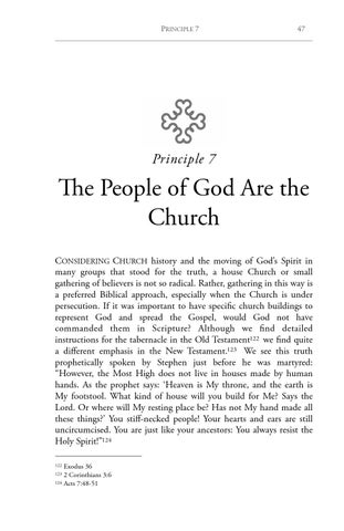Principle 7 – The People of God are the Church (pdf) by