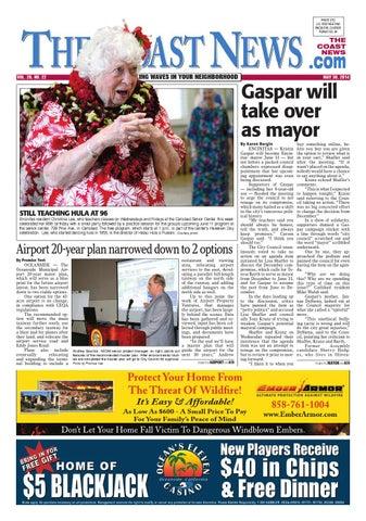 The Coast News 2014 05 30 By Coast News Group Issuu