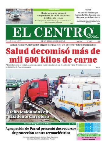 Diario 30-05-2014 by Diario El Centro S.A - issuu 267685c4fae40