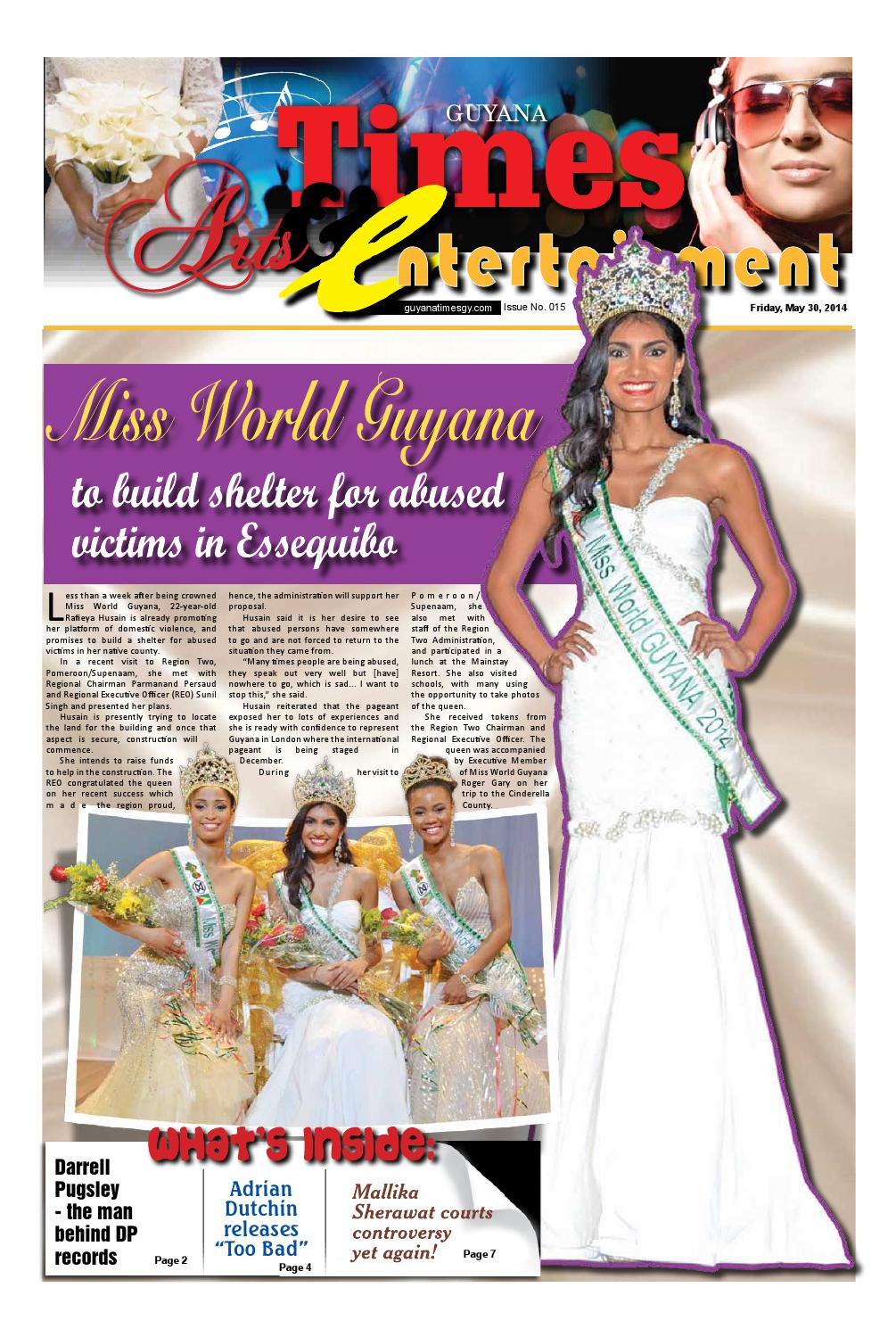 Times Arts And Entertainment By Gytimes Issuu