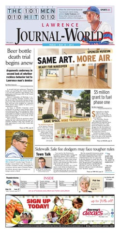 0b05fc144d5 Lawrence Journal-World 05-30-14 by Lawrence Journal-World - issuu