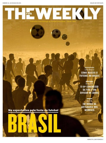 cf155874e1 The FIFA Weekly Edição  32 by Fédération Internationale de Football ...