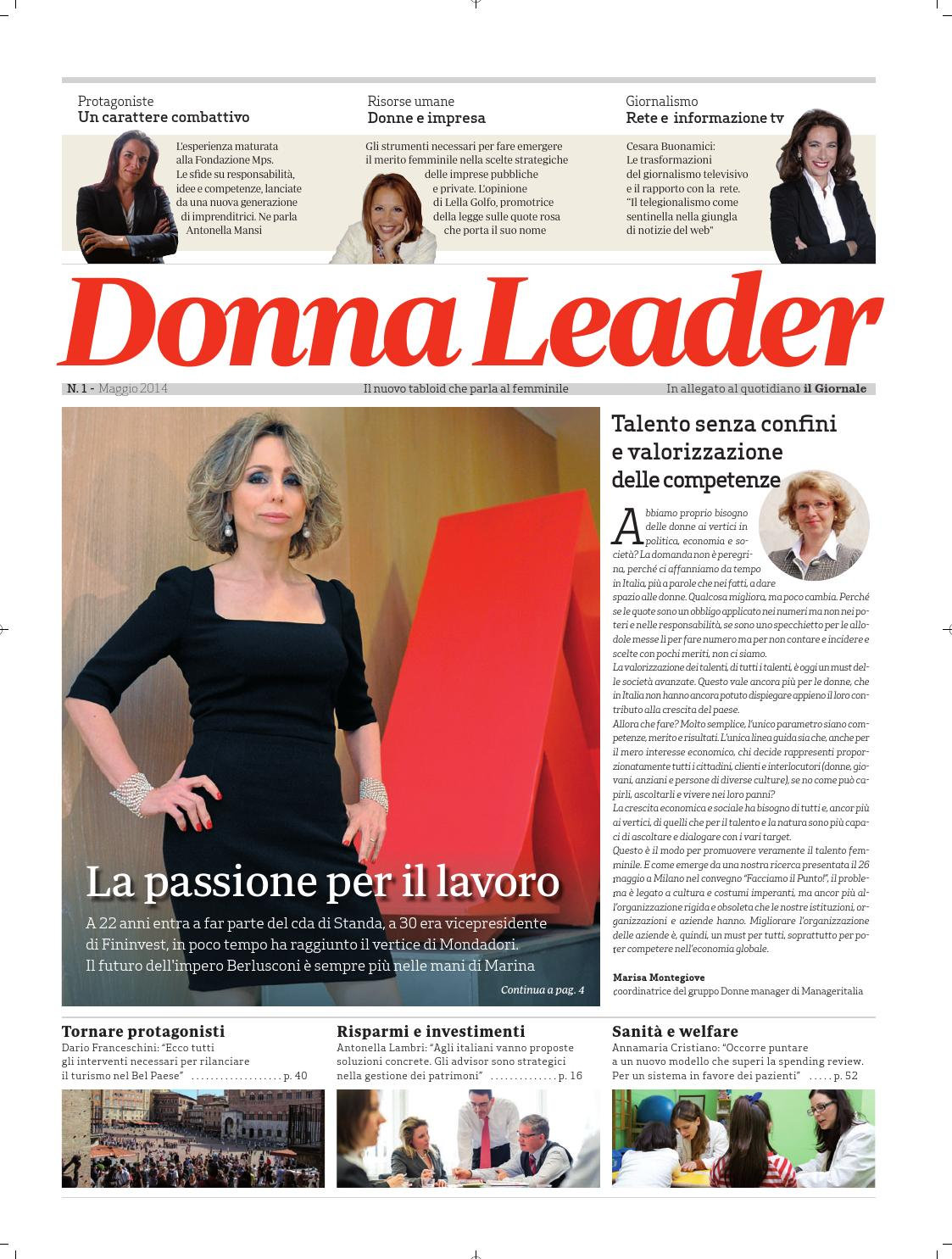 Donnaleader052014 by Foresite - issuu 147ad9d5e2e