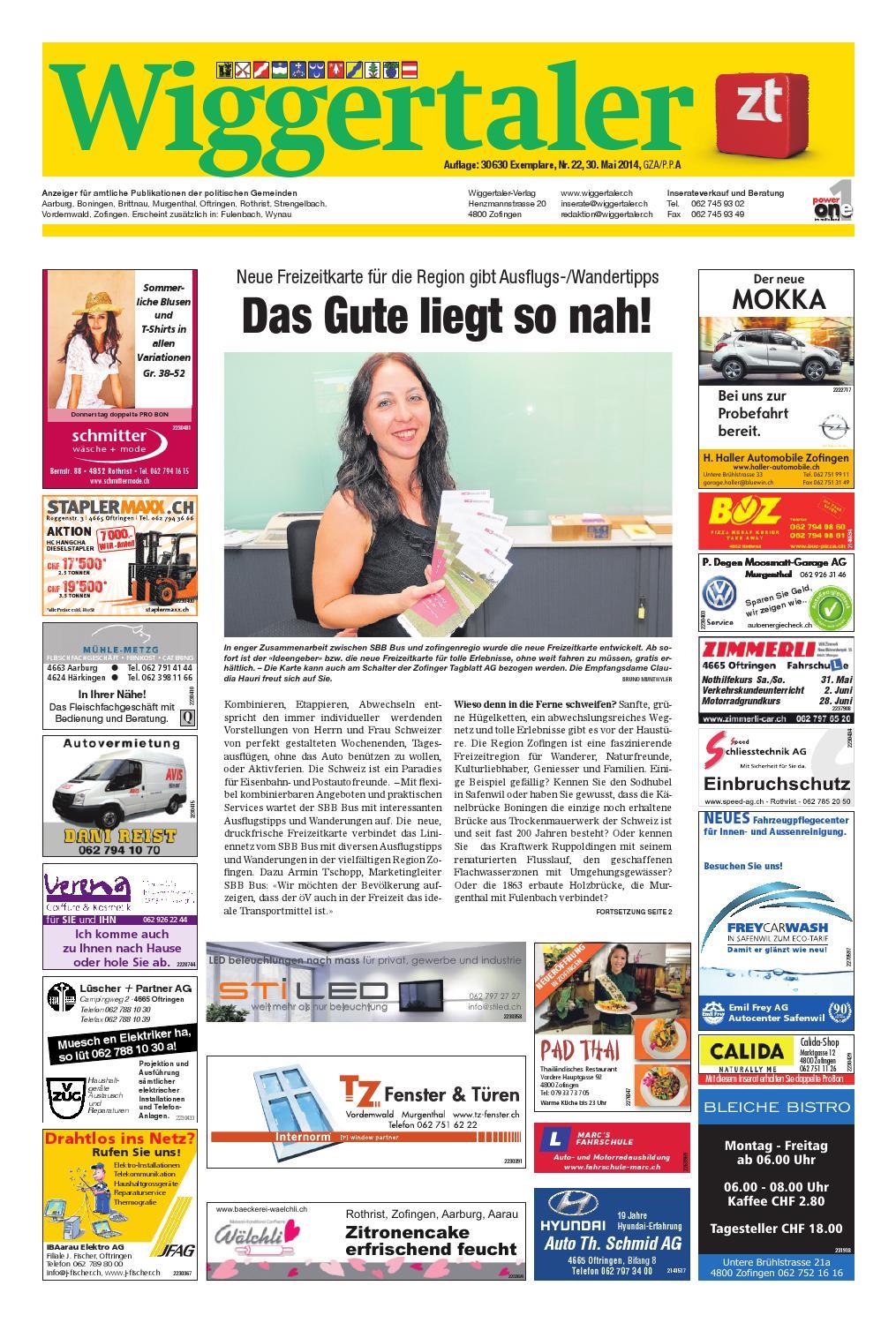 Brittnau - Zofinger Tagblatt