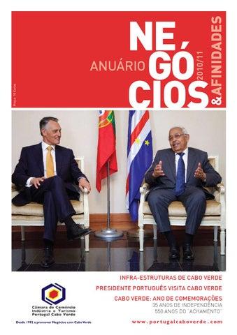 b1cde5ff339 Anuário Negócios   Afinidades - 2010 11 by Companhia das Cores - issuu
