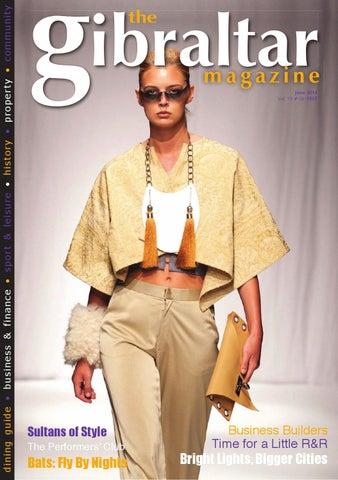 d8653d9e9c435 The Gibraltar Magazine - June 2014 by Rock Publishing Ltd - issuu
