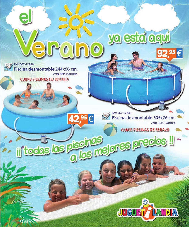 piscina hinchable 196x53 cm accion masajes