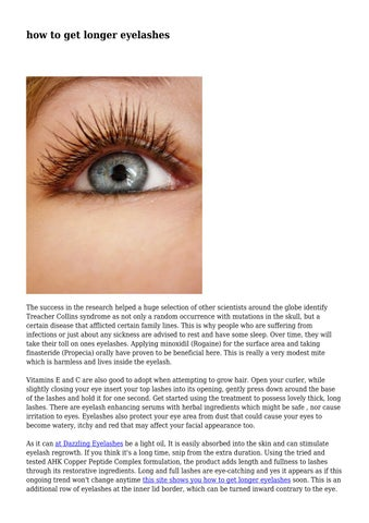 d31c3e2f0d9 how to get longer eyelashes by miniaturenurse215 - issuu