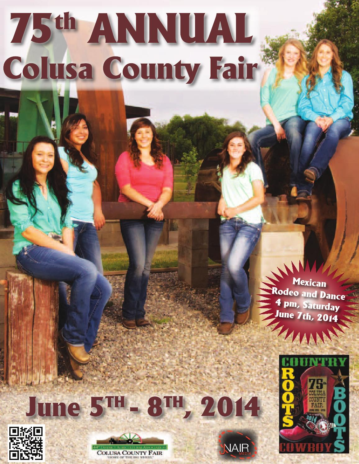 2014 Colusa Fair Program By Colusa Farm Show Issuu