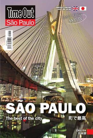 c04df78feae Revista Time Out SP - EN-JP - Ed.41 jun. 2014 by Time Out São Paulo ...