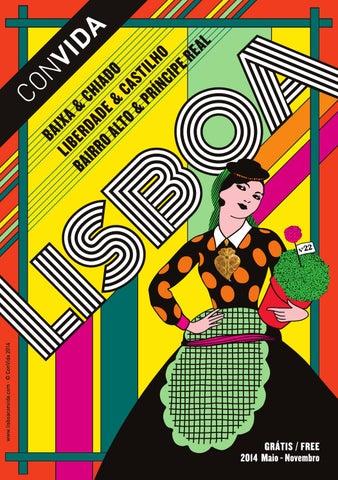d8ca77cc5d7 Lisboa ConVida   2014 mai - nov by ConVida - issuu