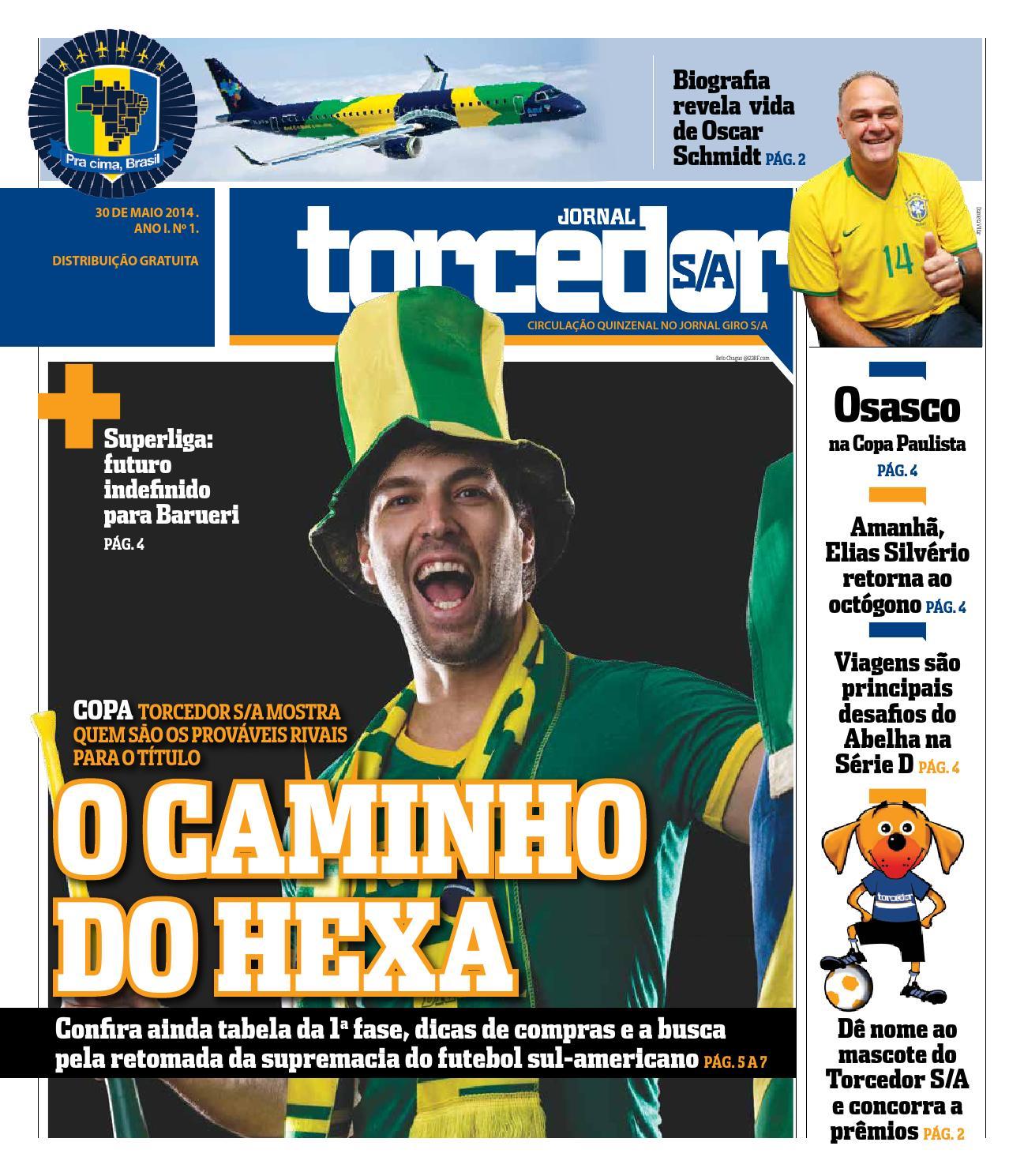 8c1cac611 Torcedor S/A by Agência Impacto - issuu